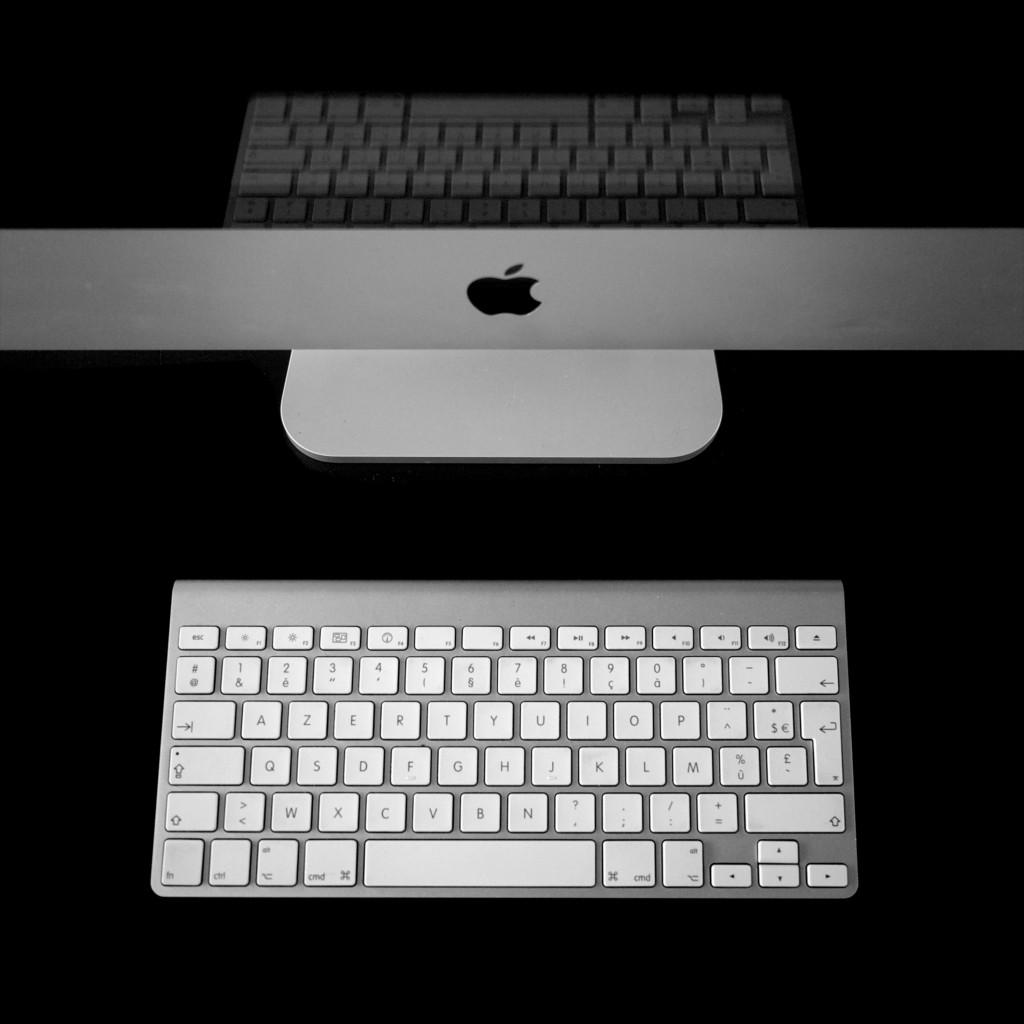 Apply mac image